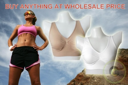 Buy Anything At Wholesale Price